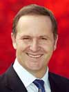 Leader of the Labour Party - John Key