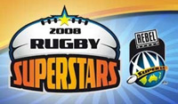 Superstars Rugby Cards