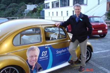 Stephen Franks 1955 VW