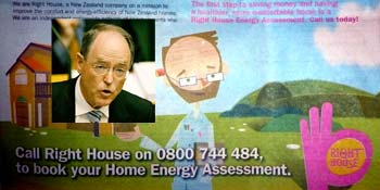 Don Brash lookalike