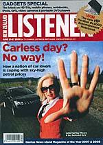The Listener 16 June 2008