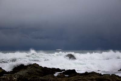 Storm in Wellington