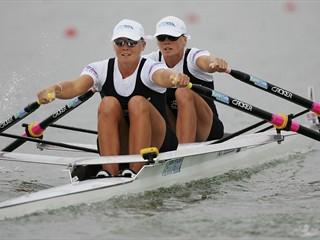 Caroline and Georgina Evers-Swindell