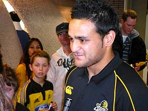 Piri Weepu, Captain of the Lions