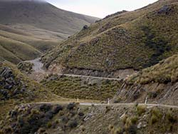 Danseys Pass, Central Otago