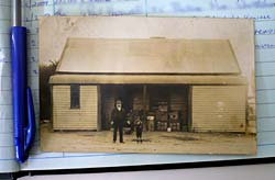 William Thomas Doak, Store-owner, Mt Somers