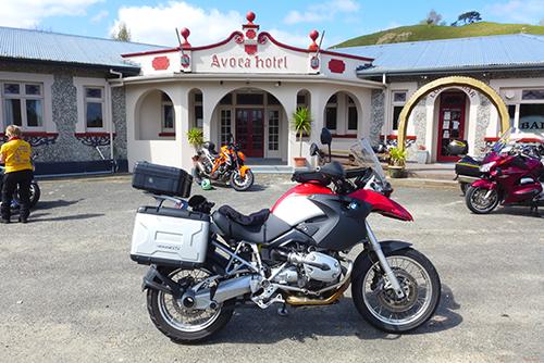 The Avoca Hotel